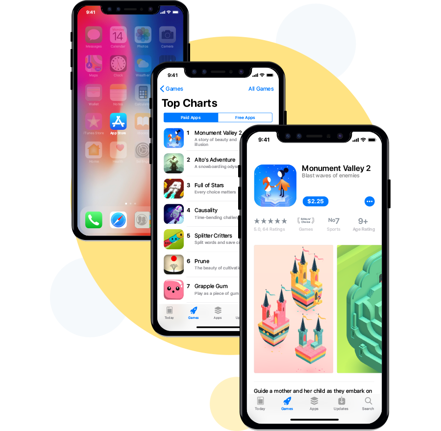 iOS Service