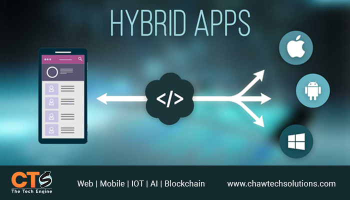 Reasons Why Hybrid App Development is the Best Choice for Developing An App