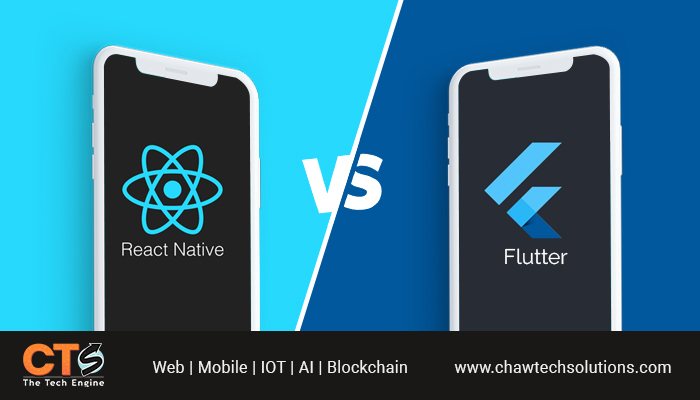 React Native vs. Flutter: Which One to Opt for App Development