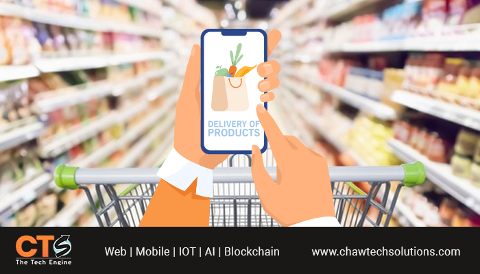 On-Demand Grocery App Development – Things you Need to Know