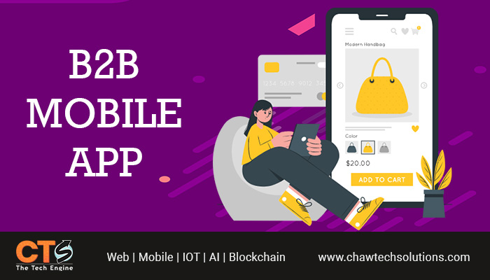 How to Build A Successful B2B Mobile Application for Your Business?
