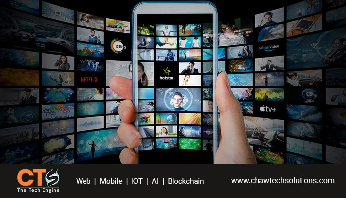 How is OTT Application Redefining the Media Industry?